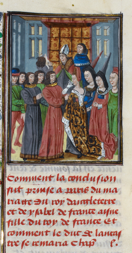 Isabella and Richard II
