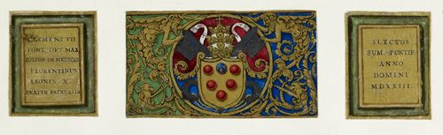 Arms of Clement VII