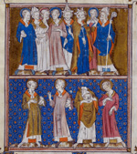 Saints and martyrs