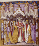 Henry V and Catharine of Valois