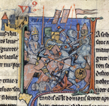 Battle outside Antioch