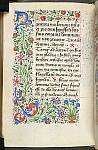 Text page with foliate border