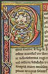 Decorated initial
