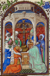 Adoration of the True Cross