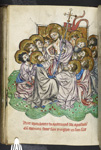 Christ and the Apostles,with Thomas