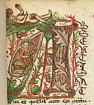 Detail: Inhabited initial