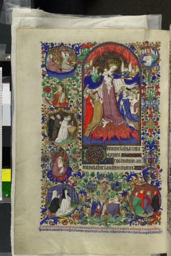 Charlemagne and religious orders