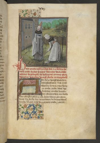Christine de Pisan and Lady Reason