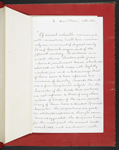 Description of the manuscript by Gustav Friedrich Waagen