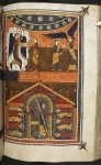 St John measuring the Temple
