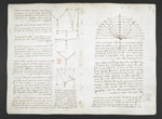 f. 10, displayed as an open bifolium with f. 5v: diagrams