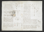f. 12, displayed as an open bifolium with f. 3v: diagrams