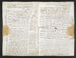 f. 82, displayed as an open bifolium with f. 90v: text page