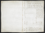f. 102v, displayed as an open bifolium with f. 99: blank page