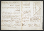 f. 108, displayed as an open bifolium with f. 111v: diagrams