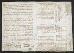 f. 123v, displayed as an open bifolium with f. 124: diagrams