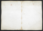 f. 162v, displayed as an open bifolium with f. 167: blank page