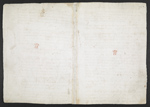 f. 172, displayed as an open bifolium with f. 169v: blank page