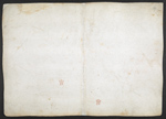 f. 196v, displayed as an open bifolium with f. 199: blank page