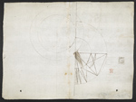 f. 202, displayed as an open bifolium with f. 201v: diagrams