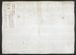 f. 209, displayed as an open bifolium with f. 208v: blank page