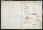 f. 235v, displayed as an open bifolium with f. 234: blank page.
