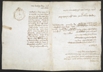 f. 236v, displayed as an open bifolium with f. 233: sketch