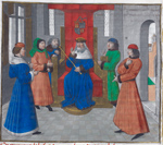 Council of king John of Castile