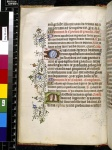 Illuminated initials
