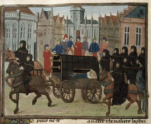 Funeral of Richard II