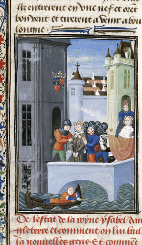 Richard II in the Tower of London