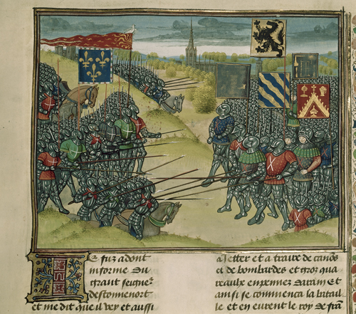 Battle of Mont d'Or