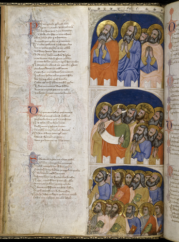 Patriarchs, Prophets and Apostles