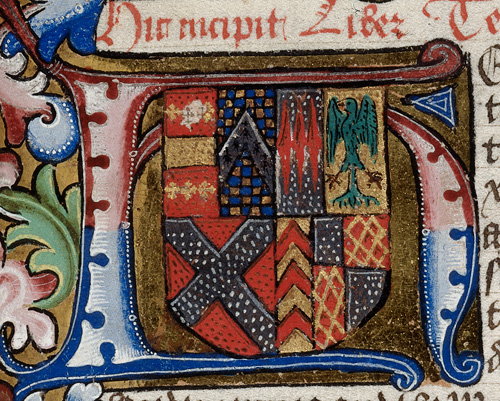 Arms of Anne Neville