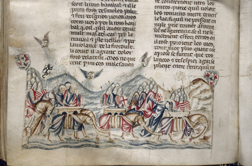 Sufferings of the Carthaginians