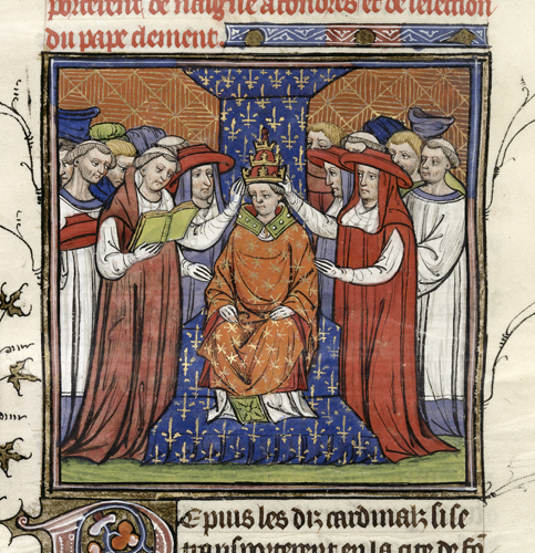 Coronation of Pope Clement VII