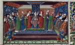 Coronation of Pope Boniface VIII