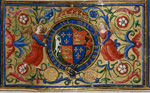 Arms of Henry VIII