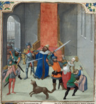 Death of Maurice