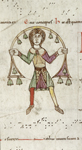 Man with bells