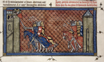 Sieges and battles