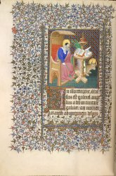 Yates Thompson MS 46, f. 14v