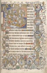 Yates Thompson MS 14, f. 7