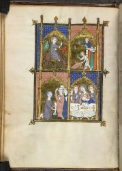 Yates Thompson MS 15, f. 17v