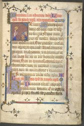 Yates Thompson MS 34, f. 1