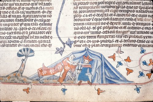 King attacked by knight