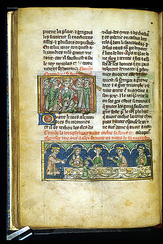 Coronation of Alexander and Wedding of King Philip and Cleopatra