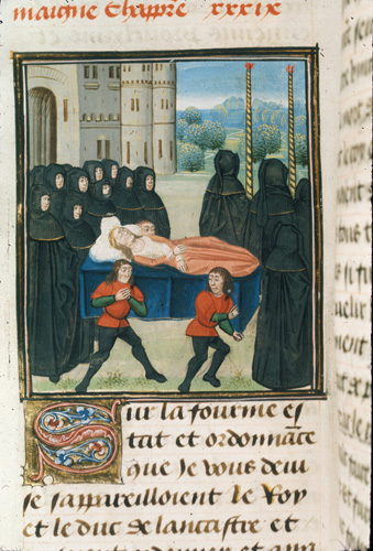 Funeral of Anne of Bohemia