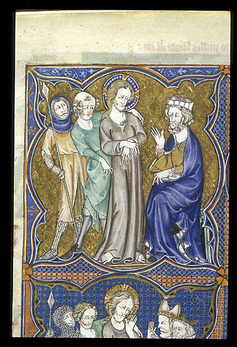 Christ before Pilate and Herod