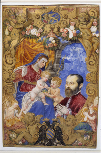 Commission to a member of the Pasquaglio family
